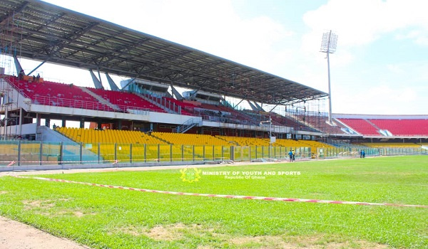 WAC-Hearts of Oak CAF CL second leg to be played behind closed doors