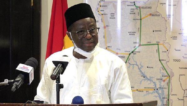 Ghana-Burkina Railway: Physical construction starts in 2022