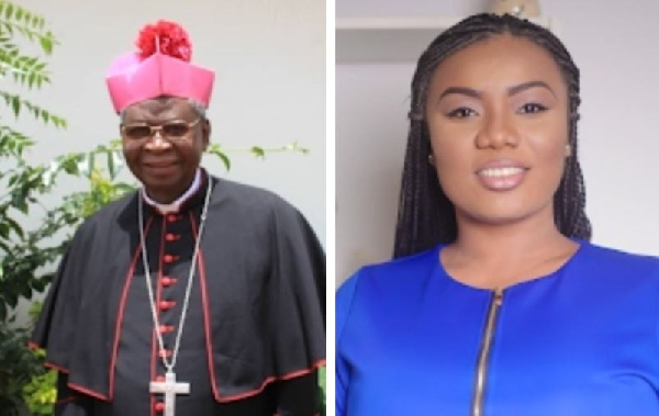Why should it be about religion? – Bridget Otoo to Catholic Bishop