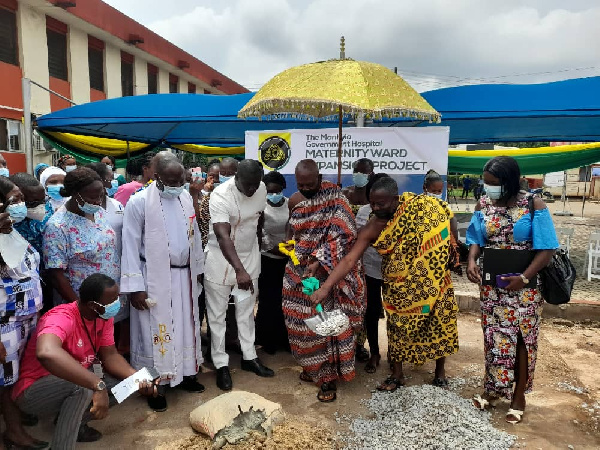 Manhyia Government Hospital maternity ward to be expanded