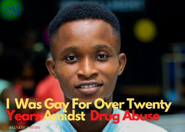 Some people become gay through poverty