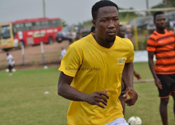 Former Medeama and Kotoko striker Abass Mohammed joins Eleven Wonders
