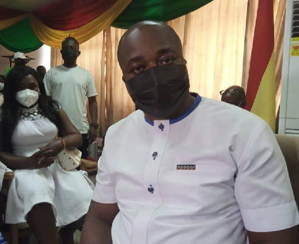 Revenue mobilization, youth development, sanitation, security my priority – Tema MCE elect