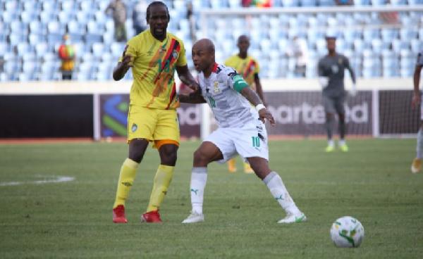 Watch highlights of Ghana's 3-1 win over Zimbabwe