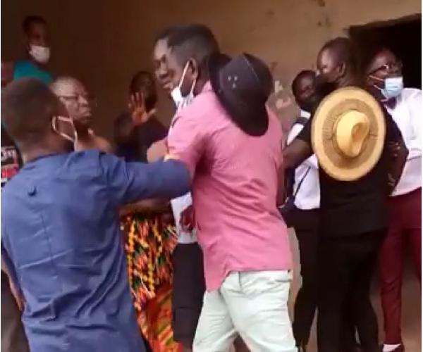 Security taskforce beat assembly members for voting against Bekwai MCE nominee