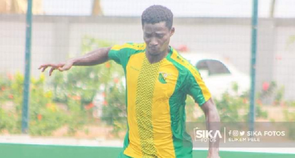 Evans Owusu parts ways with Bibiani Goldstars after joining club for a week