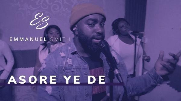 Ghanaian UK-based singer Emmanuel Smith out with 'Asore Ye De' single