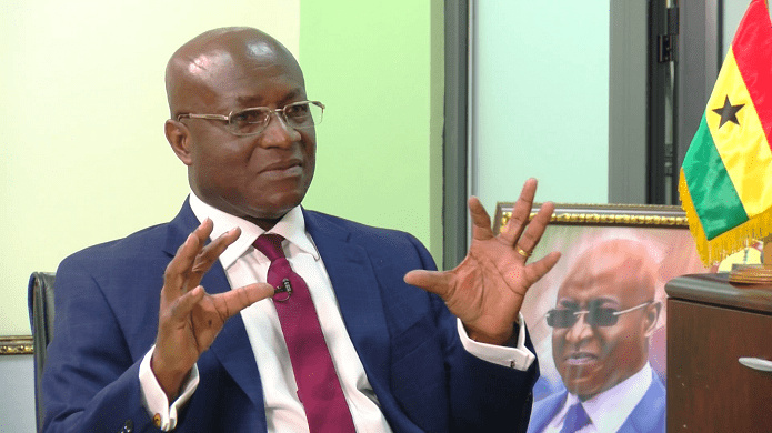 Minority leader reveals the GH¢1 billion debt stalling Kumasi road projects