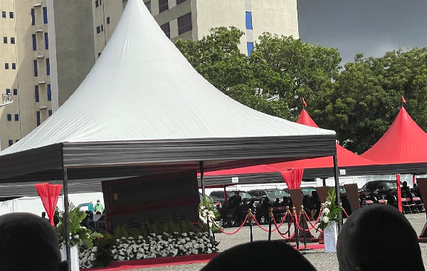 Supreme Court Judges storm state House for funeral of late Marful-Sau