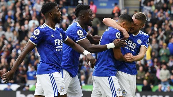 Daniel Amartey puts up excellent display as Leicester City beat Man Utd