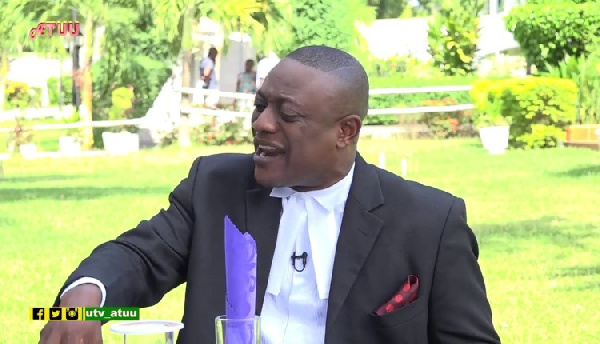 Shatta Wale's prank should be used as a security test case – Maurice Ampaw