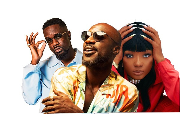 Cina Soul, Adina, Sarkodie to perform alongside Kwabena Kwabena at Live Konnect