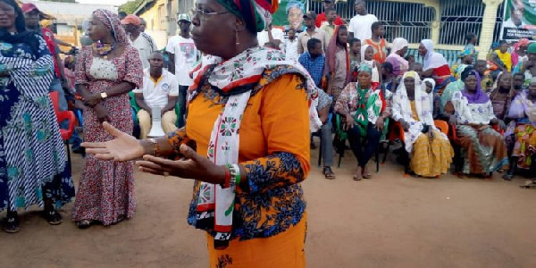 Salaga South MP takes on Ofori-Atta over 'public sector full' comment