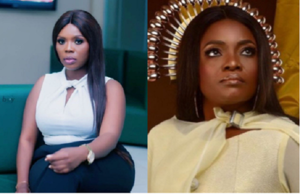 'I don't have a quarter of Ohemaa Mercy's strength' – Delay