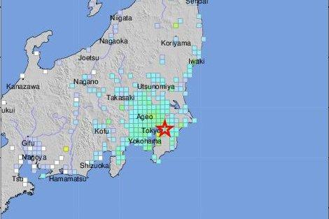 5.9-magnitude earthquake shakes Tokyo – UPI.com