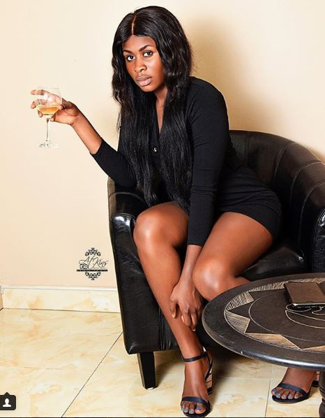 My daughter is not a prostitute, It's just showbiz – Yaa Jackson's father defends revealing clothes