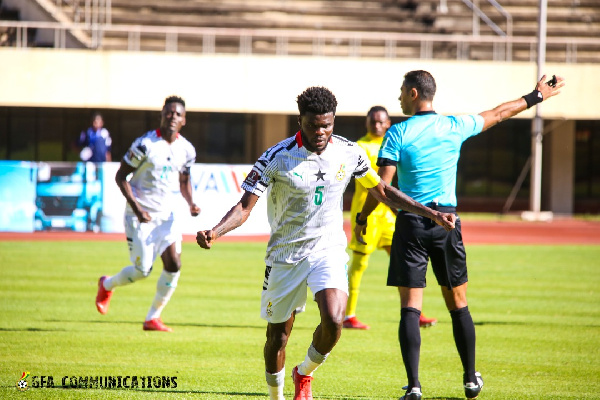 Extended highlights of Ghana's 1-0 win over Zimbabwe in World Cup qualifiers
