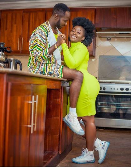 'I've never cheated on my wife in our 16 years of marriage' – Okyeame Kwame