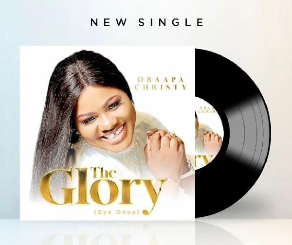 Obaapa Christy appreciates God on 'The Glory'