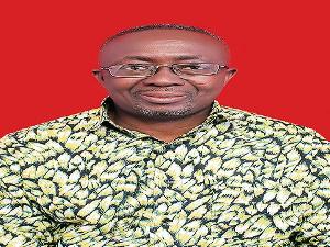 Kwasi Ameyaw-Cheremeh, MP for Sunyani East