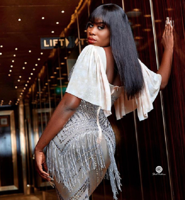 Yaa Jackson shares descent pictures on her birthday