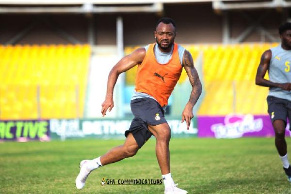Ex-Ghana forward Prince Tagoe explains how Jordan Ayew can end goal-scoring drought