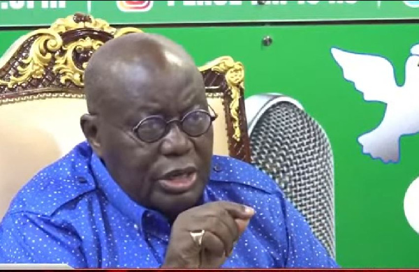 Highlights of President Akufo-Addo's interview on Peace FM