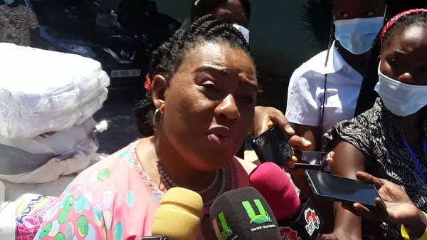 I waited six hours at Gender Ministry but never met Adwoa Safo – School Feeding boss