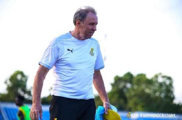 Black Stars coach Milovan Rajevac speaks