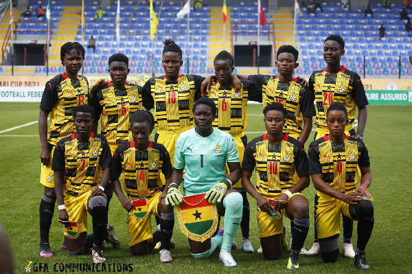 Highlights of Black Queens' 2-0 defeat to Nigeria