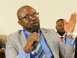 Kurt Okraku, the President of the Ghana Football Association