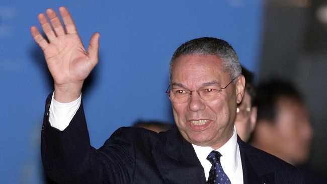 US first black secretary of state, Colin Powell dies of Covid-19 complications