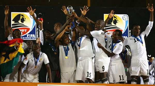 Watch how Ghana became first African country to win FIFA U-20 World Cup in Egypt