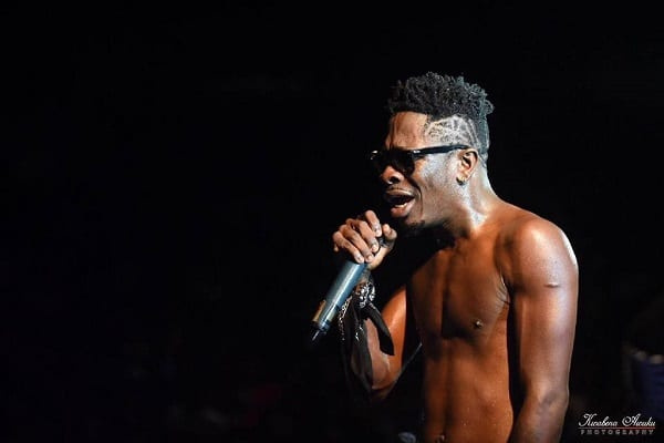 Shatta Wale allegedly shot, rushed to hospital