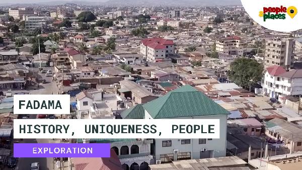 Exploring Fadama, a unique community in the heart of Accra