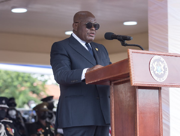 Let Sam Pyne deal with past KMA debt – Akufo-Addo tells assembly members
