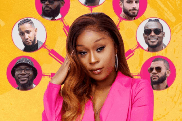 A Reality TV series 'My African Love with Efia Odo' – the first of its kind in the African Diaspora
