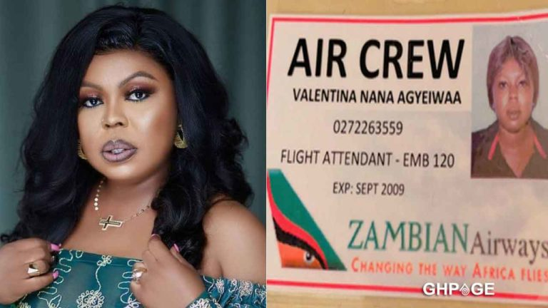 Afia Schwar shares a throwback pic of her as a flight attendant