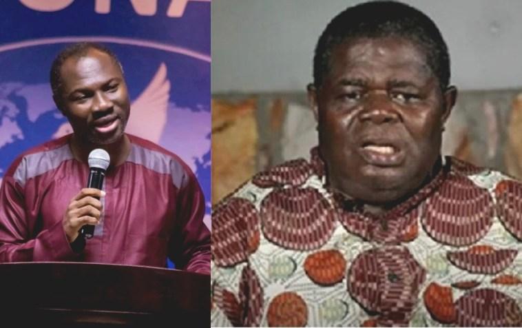 """My Ex-Wife Forced Me To Spend The Money Prophet Badu Kobi Gave Me On Useless Things"" – Psalm Adjeteyfio » ™"