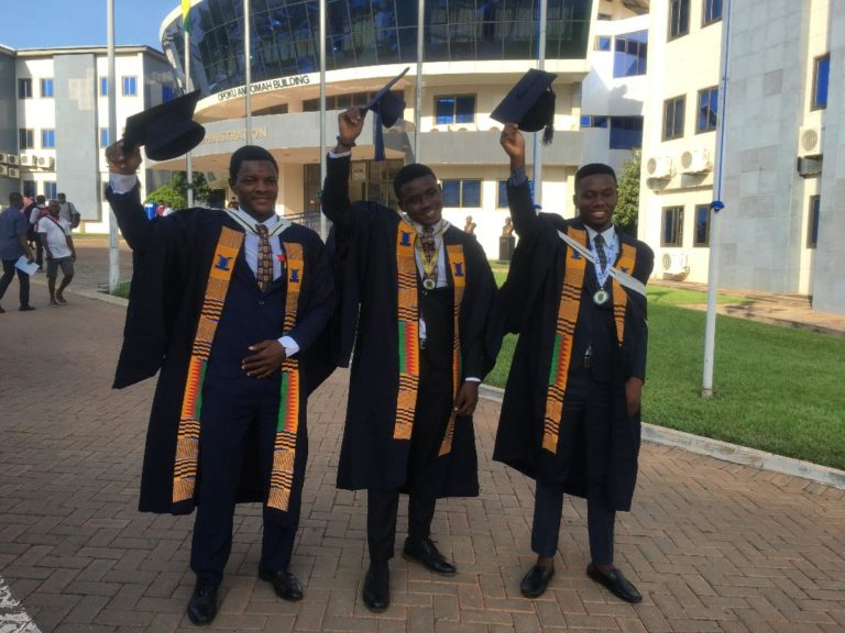 MTN Bright Scholarship beneficiaries graduate with flying colours