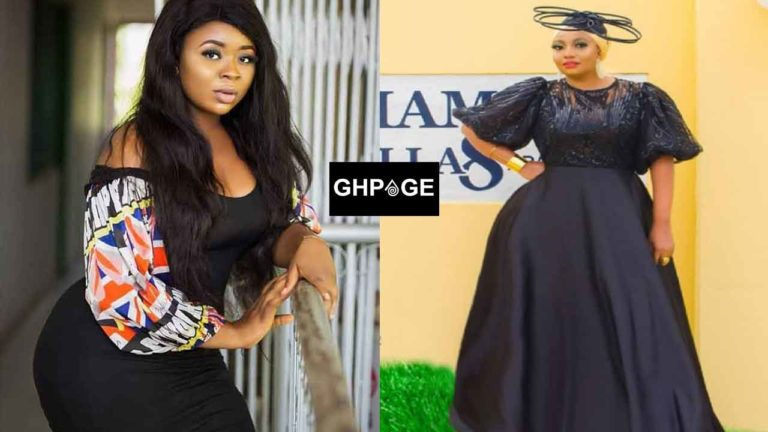 Diamond Appiah attacks Adu Safowah for saying she pays small boys to sleep with her