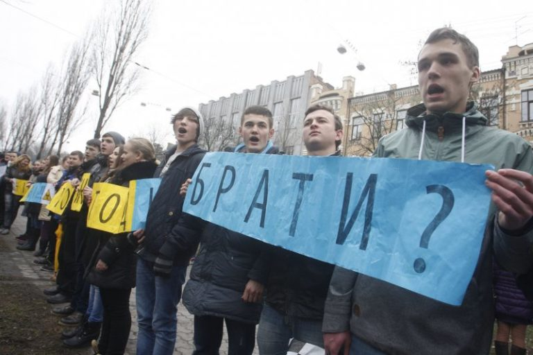 EU sanctions 8 people for enforcing Russian law in annexed Crimea