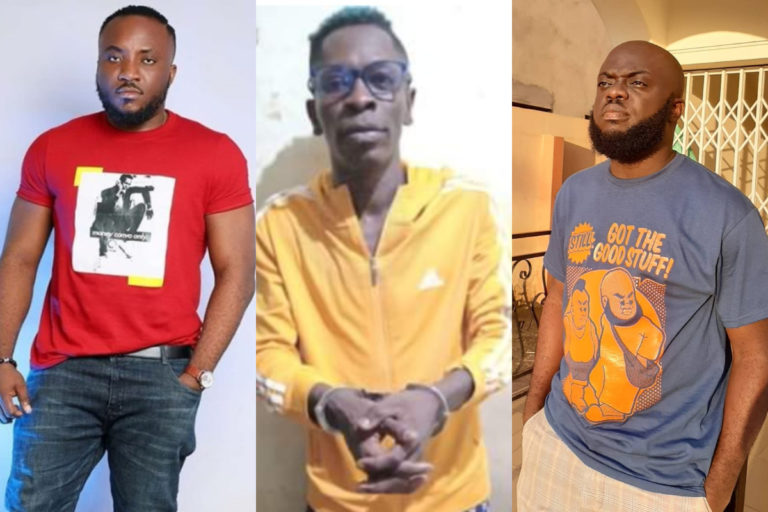 DKB And Kwadwo Sheldon Make Fun Of Shatta Wale's Arrest Over Causing Fear And Panic