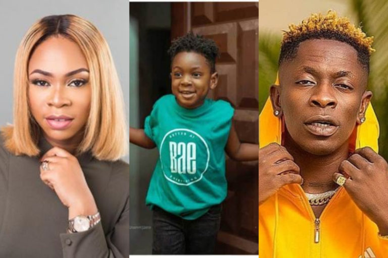 Michy Angrily Replies A Guy Who Said Shatta Wale Must Sue Her For Using Majesty For Ads