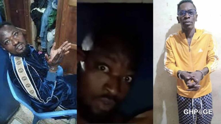 Funny Face speaks for the first time from police cells