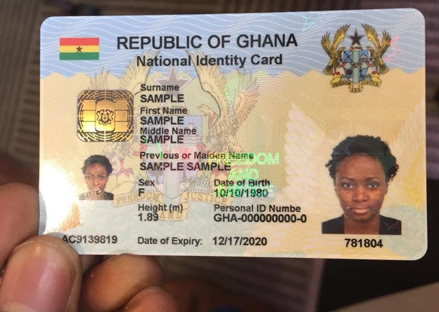 Gov't Takes Ghana Card Registration To Public Workers