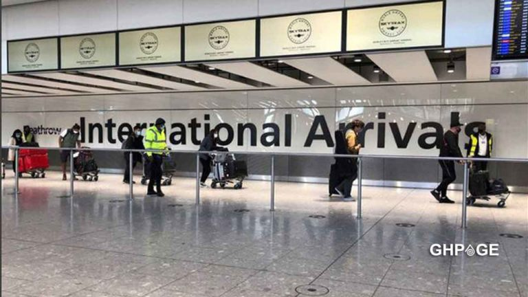 Scores of artistes and  fans storm London for Ghana  Awards UK