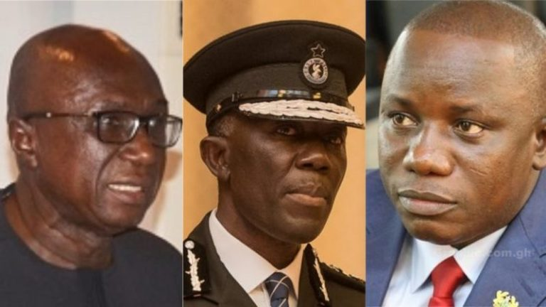 CHRAJ sends message to Defence, Interior Ministers over 2020 election deaths