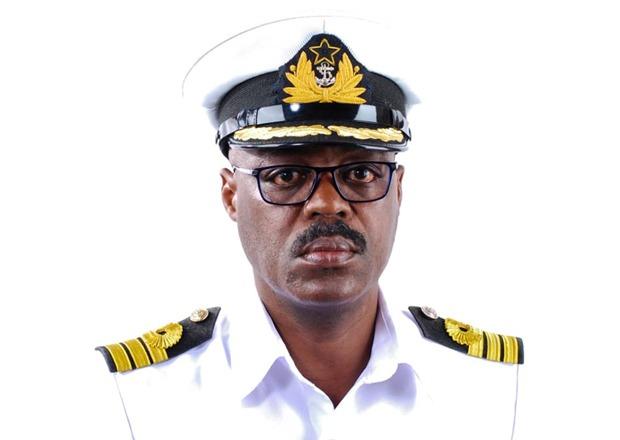 Ghana Navy Foils Pirates Attack On Korean Vessel