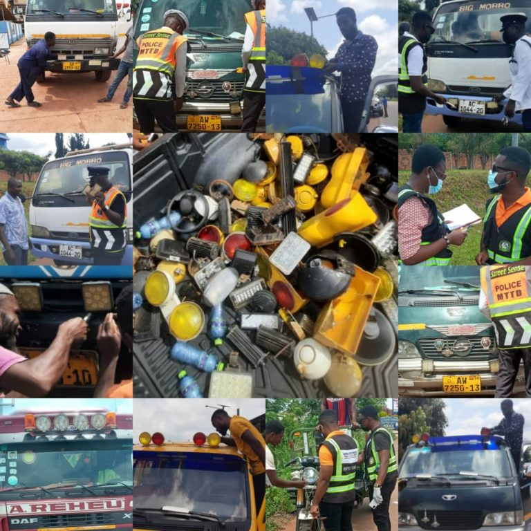 NRSA Clamps Down On Drivers Using Killer Lamps